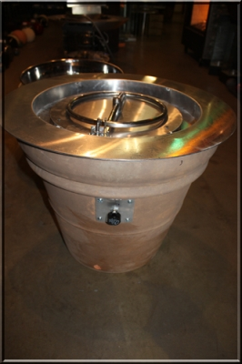 Propane Planter Conversion