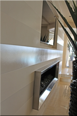 Palm Springs Stainless Steel Surround