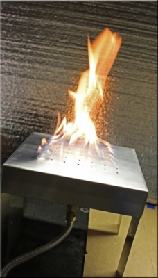 Stainless Steel Pan Burner