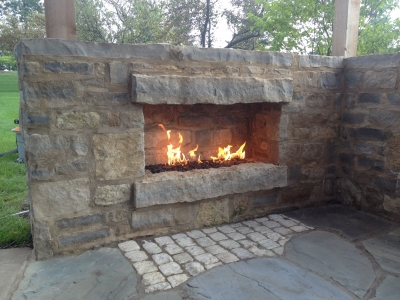 outdoor fireplace burner system natural gas stainless steel