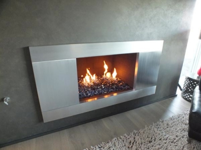 Cheryl Ward Fireplace Surround