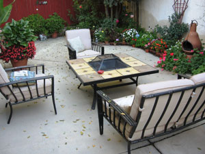 convert wood burning firepit to fire pit propane kit
