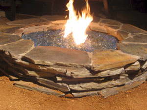 Moderustic On The Diy Network Hgtv Custom Fire Pits And