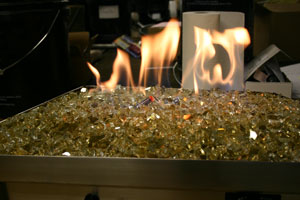 Convert Your Ventless Burner Fireplace To Safely Burn
