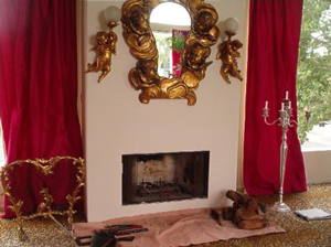 fireplace idea conversion