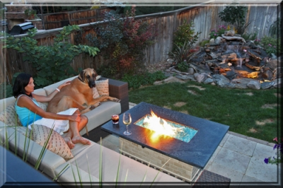 Kris Day Fire Table With How To Make Outdoor Gas Fire Pit