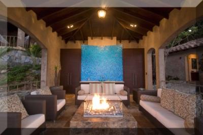 Moderustic Creators Of Fireplace Glass Aquatic Glassel