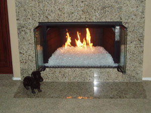 Large Outdoor Commercial Firepits For Hotels Restaurants